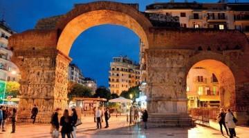 Ein Spaziergang durch die Geschichte Thessalonikis