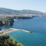 Sorrent, Amalfiküste, Capri und Vesuv